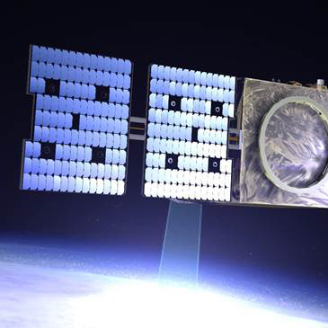 carbospacetech_ZeroG-robot_multi-hinge-testing_FLEX-solar-arrays